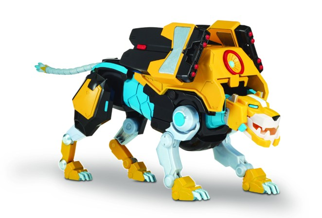 Yellow Lion Weapons (1)
