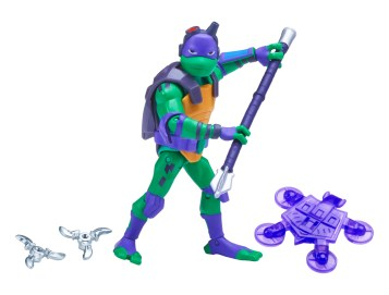 SDCC 2018: Get Exclusive Rise of the Teenage Mutant Ninja Turtles Figures at SDCC