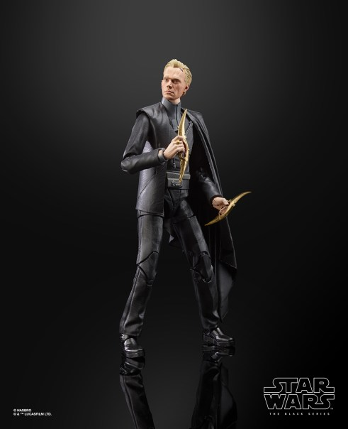 Star Wars The Black Series Dryden Vos 6-Inch Figure (1)