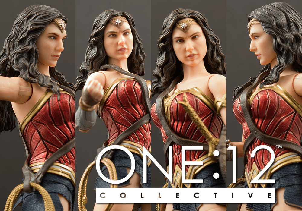Mezco One:12 Collective DC Wonder Woman Review