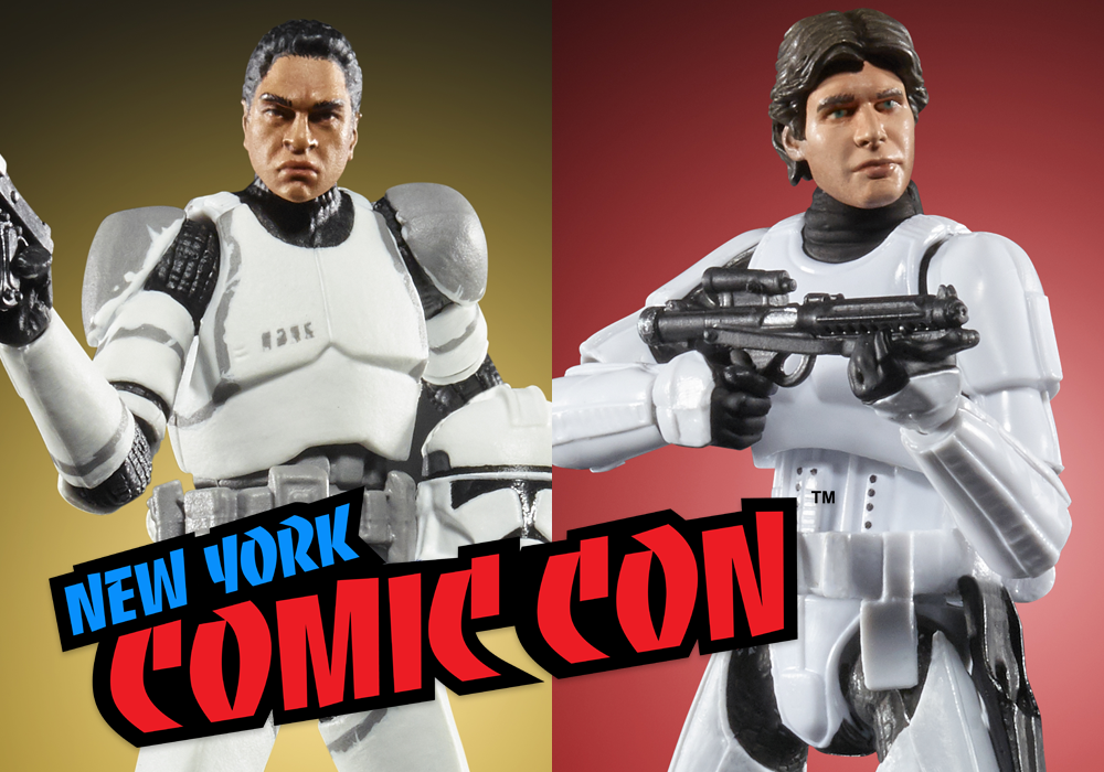 NYCC 2018: Hasbro Star Wars Friday Live Stream Vintage Collection Reveals