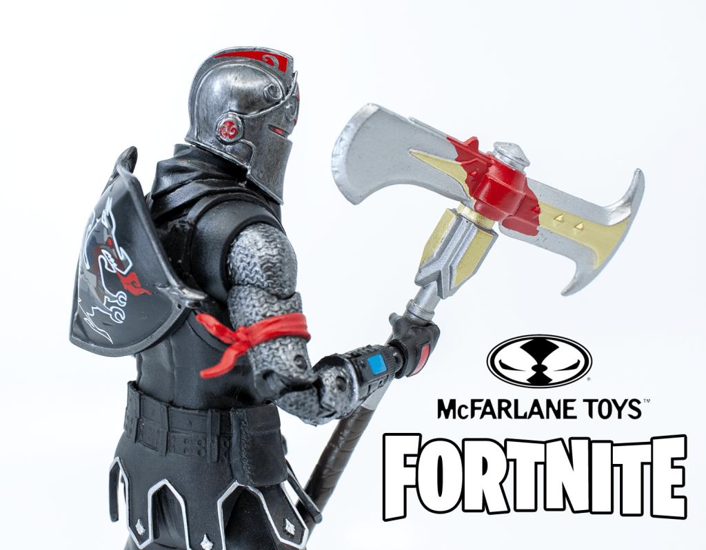 McFarlane Toys Fortnite 7-inch Black Knight Review