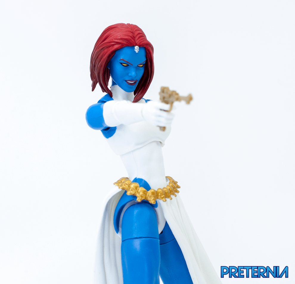 Marvel Legends Walgreens Exclusive Mystique Review