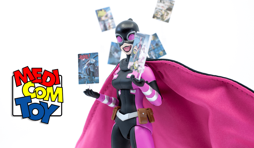 Marvel Medicom MAFEX No. 083 Evil Gwenpool Review