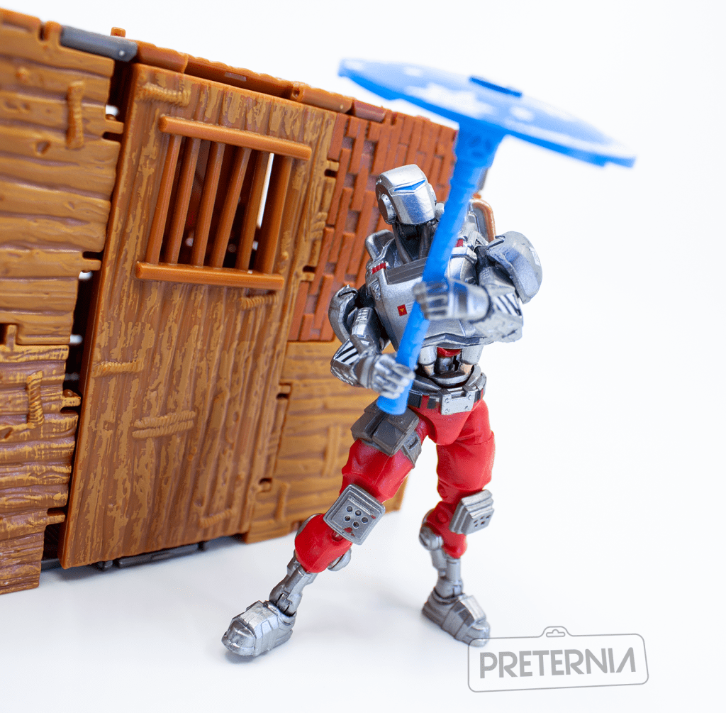 Jazwares Fortnite 4-inch Series 3 A.I.M. Review
