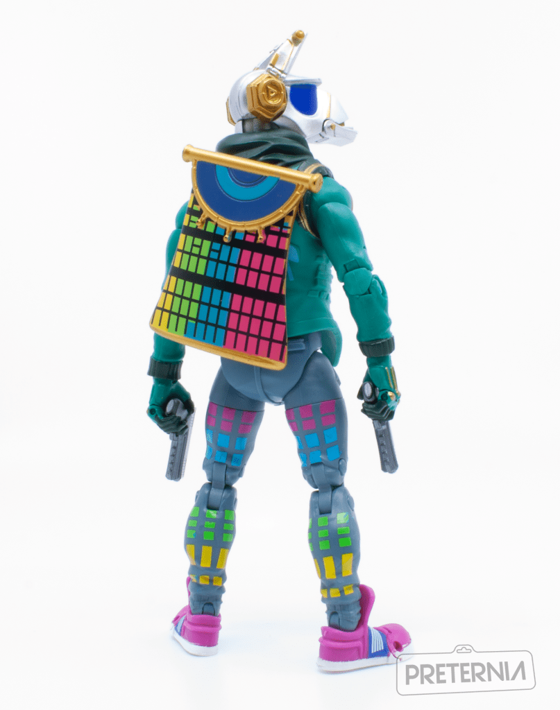 Jazwares Fortnite 6-inch Legendary Series Wave 2 DJ Yonder Review
