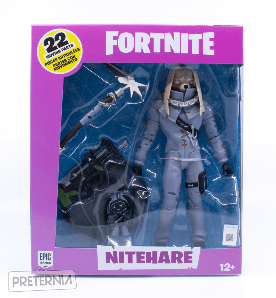Quick Look #1: McFarlane Toys Fortnite 7-Inch Nitehare