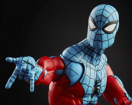Marvel Legends Retro Carded Web-Man