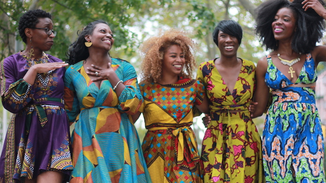 African Wear Boutiques And Designers