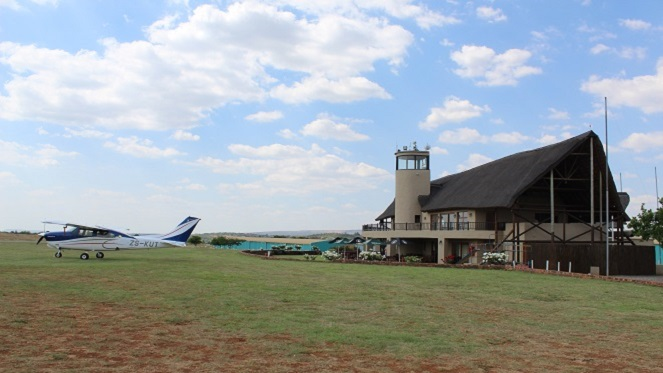 Kitty Hawk Clubhouse And Restaurant Pretoria