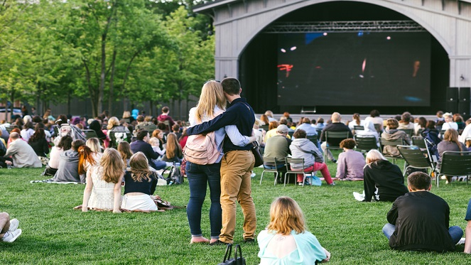 Free Event at Freedom Park Outdoor Movie Nights
