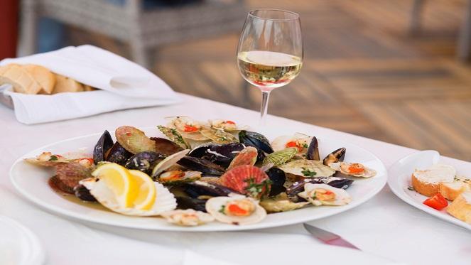 Laibach Wine & Food Pairing