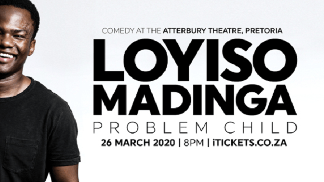 Loyiso Madinga Problem Child