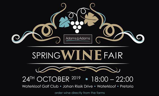 Spring Wine Fair