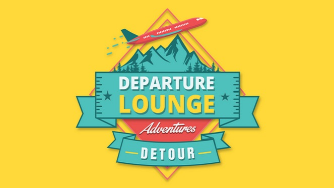 immersivexp departure lounge imagery with yellow background