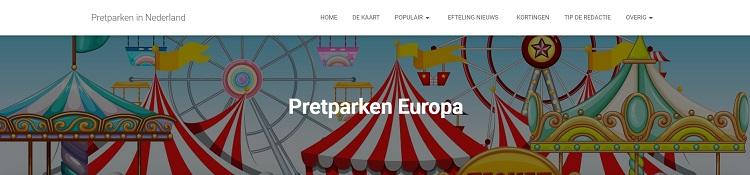 Pretparken Europa