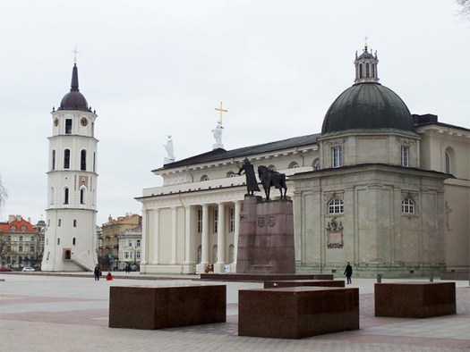 Vilnius is a great starting point when travelling to Lithuania