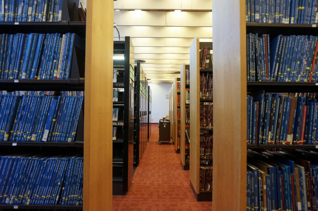 Toronto Reference Library | pretty naive