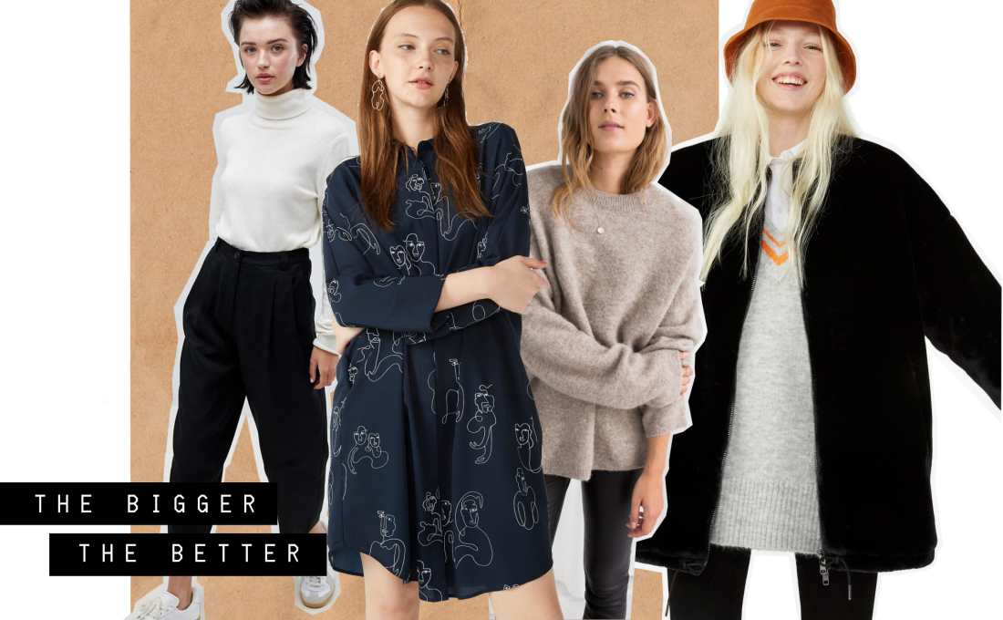 pretty naive | Trends I'm looking forward to... The Bigger The Better