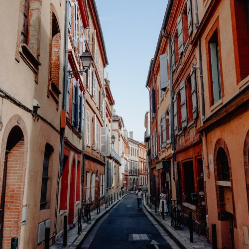 pretty naive | Toulouse, la ville rose