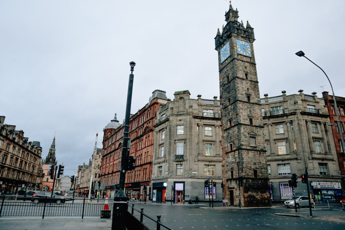 pretty naive | City Trip à Glasgow #3 - The Merchant City