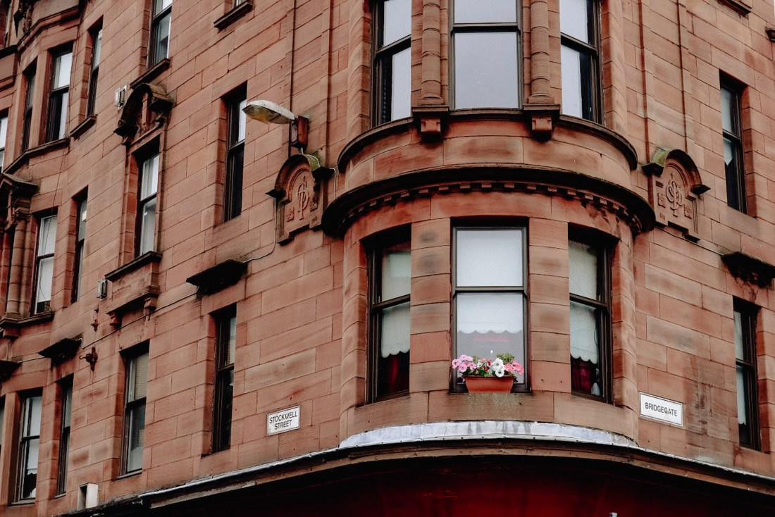 pretty naive | City Trip à Glasgow #3