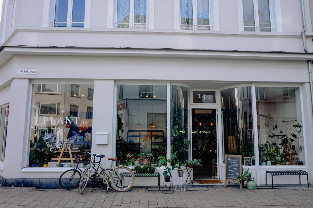 pretty naive | A Belgian Serie - Antwerp #1 (The Plant Corner)