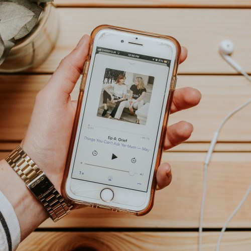 Food for thought 03 : Sélection de podcasts