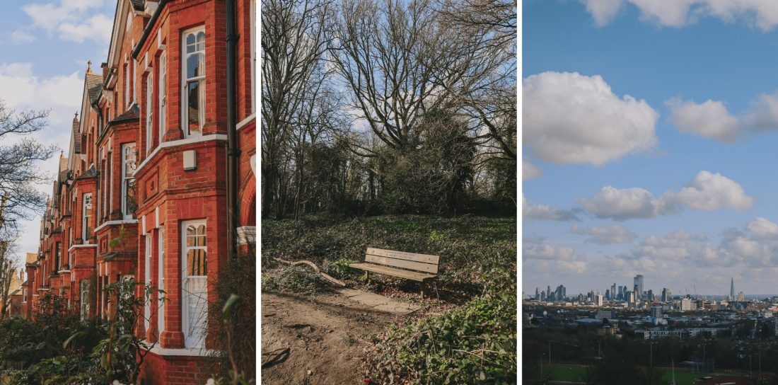 March Snapshots - Hampstead