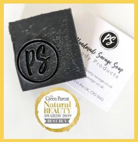 Award winning Soap