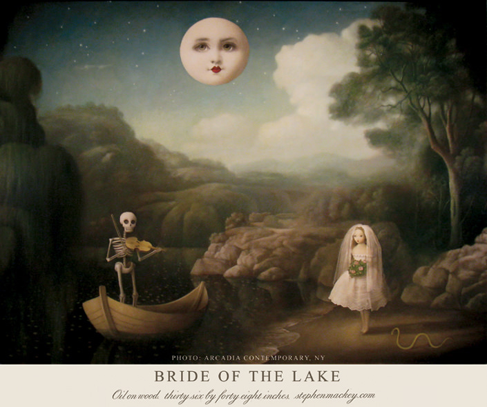 Stephen Mackey, Bride of the Lake