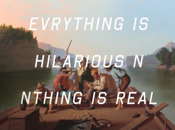 """Raftsmen Playing Cards: Everything Is Hilarious And Nothing Is Real"" links"