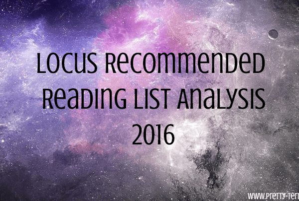 Revisiting the Locus Recommended Reading List