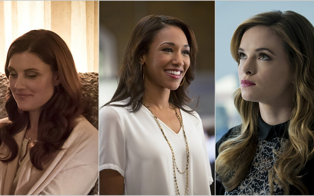 Props or People? The Women of The Flash