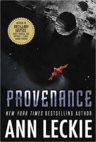 Review: Provenance by Ann Leckie