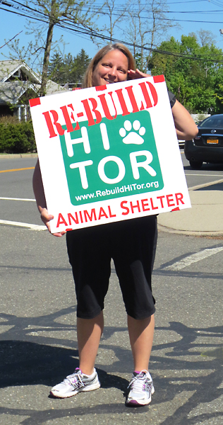 Re-Build Hi Tor Animal Shelter Rockland County NY