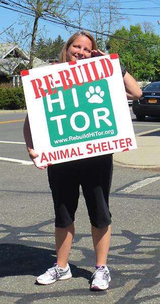 Re-Build Hi Tor Animal Shelter Rockland County NY
