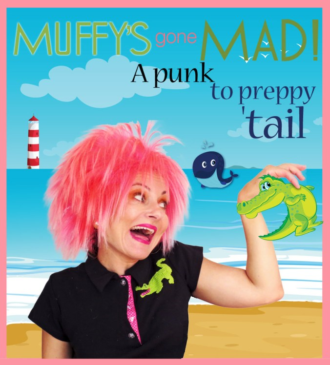 Muffy's gone Mad! A punk to preppy 'tail