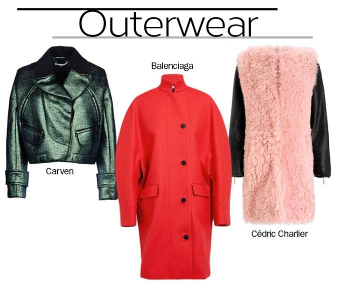 Fall 2013 coat trends for women