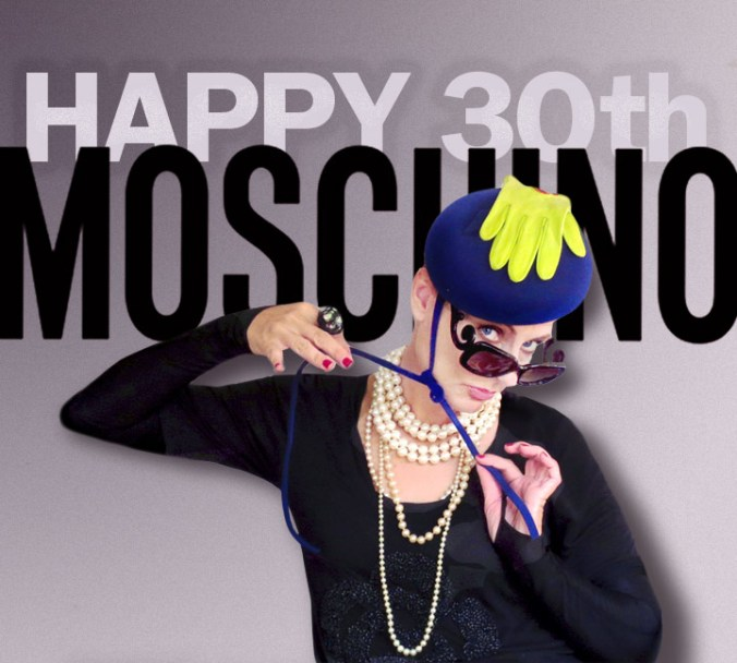 Happy-30th-Birthday-Anniversary Moschino