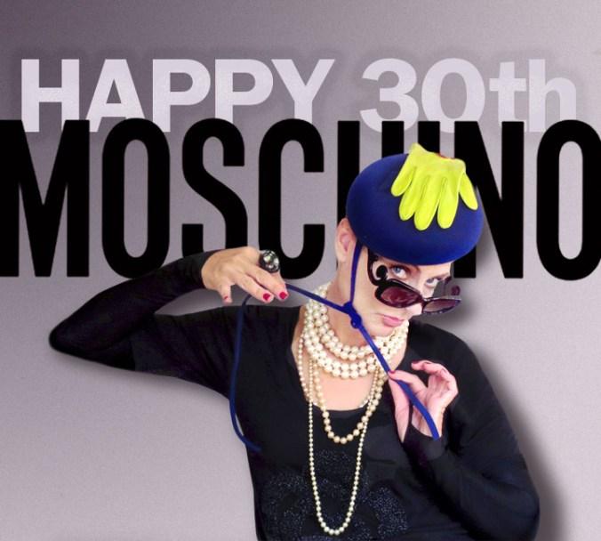 Happy-30th-Birthday-Anniversary Moschino