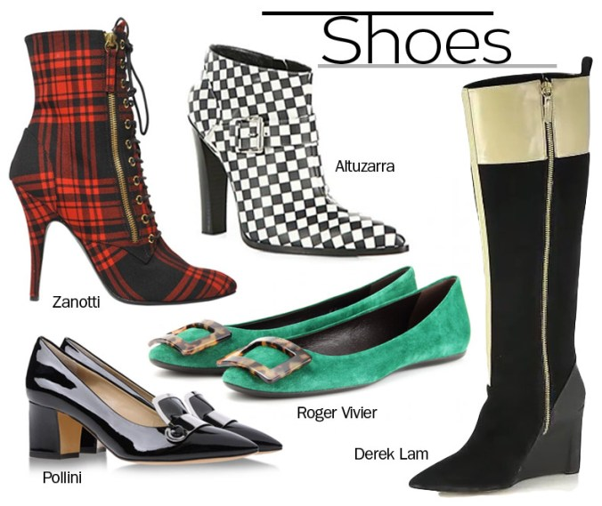 Shoes Trends for Fall 2013