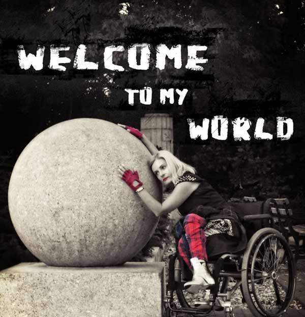 Pretty Cripple at Depeche Mode Barclays Fan