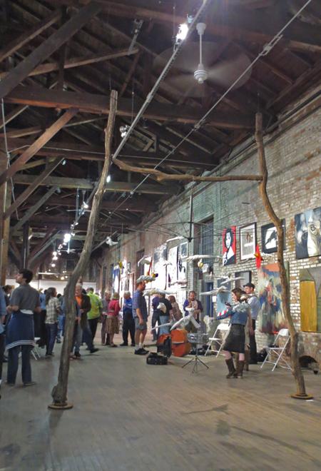 Dye Works gallery GAGA