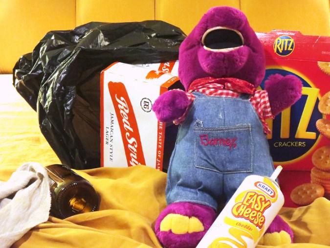 Barney-redstripe-ritzcrackers