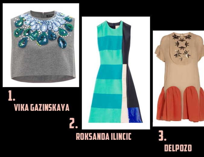 Favorite fashion designers for 2013
