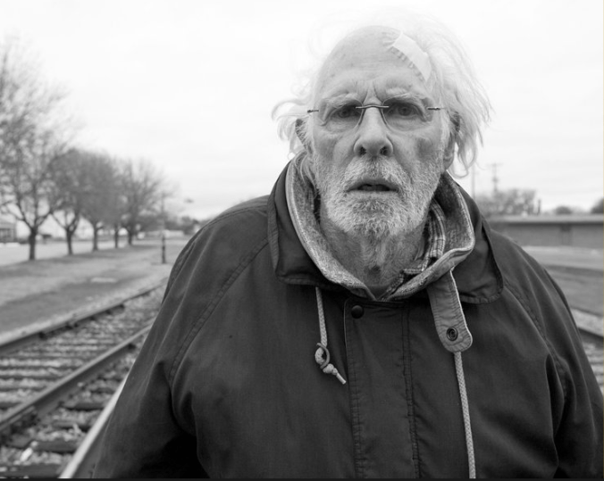 "Bruce Dern in ""Nebraska"" movie"