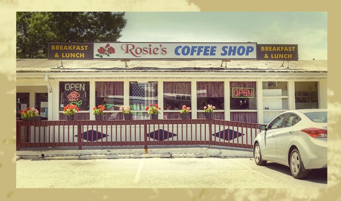 Rosie's Coffee Shop West Haverstraw NY