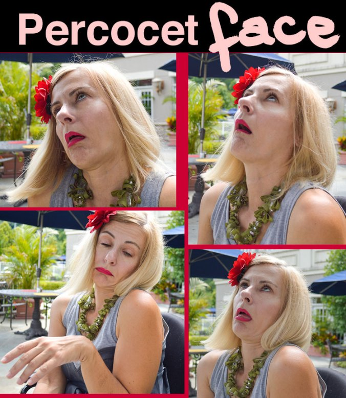 Percocet Face - The face of Percocet