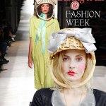 <h1>Baring it all at Paris Fashion Week</h1>